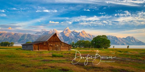 Moulton Barn - Jackson Hole WY