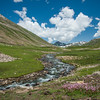 Kaghan valley: approaching Dudipatsar