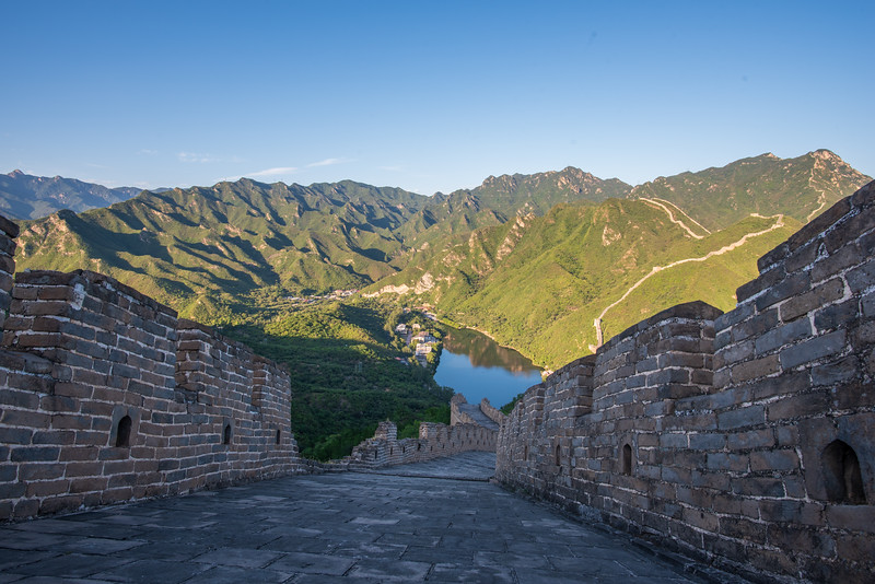 Huanghuacheng Great Wall, Beijing, China