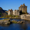 Eilean Donan Castle. Published in the Local Newspaper. John Chapman.