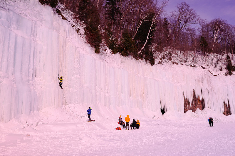 Grand Island Ice Caves 02