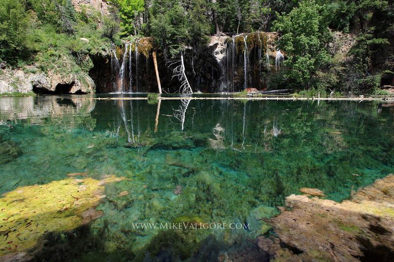 Hanging Lake<br /> Glenwood Canyon, Colorado