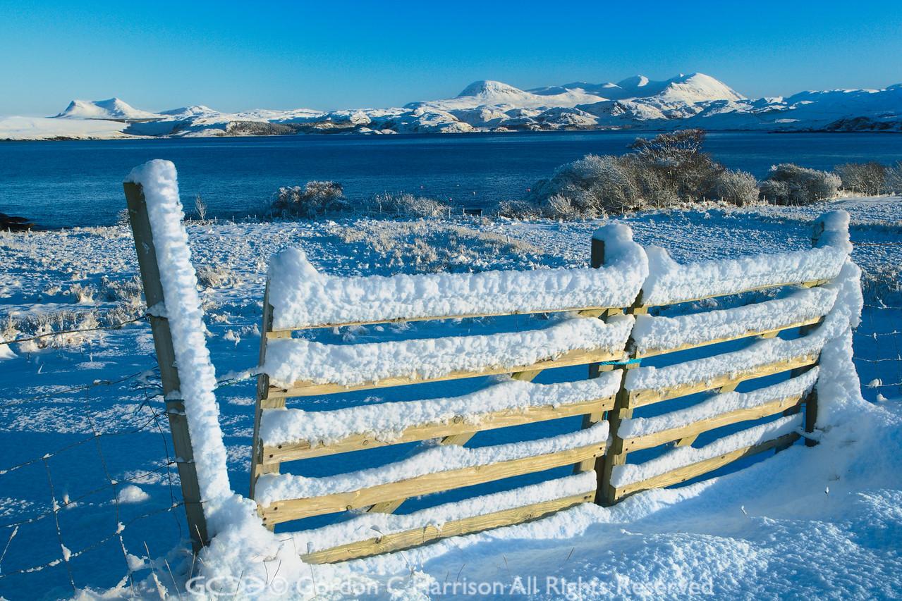 Photo 2645 Gateway to Gruinard Bay, Wester Ross, Scotland