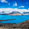 Photo 3339: Lago Argentina and Upsalla Glacier