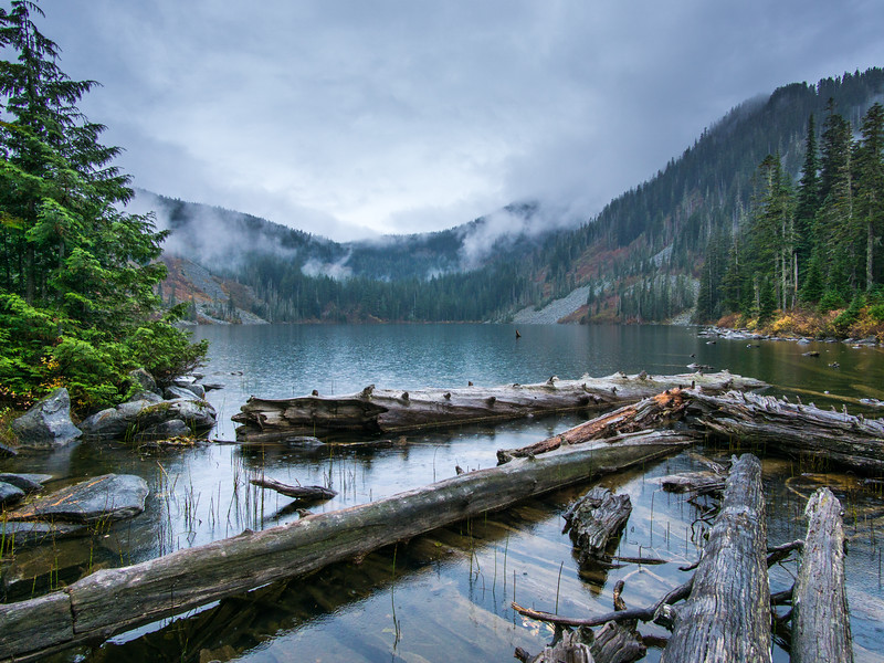 Pratt Lake, Alpine Lakes Wilderness, WA
