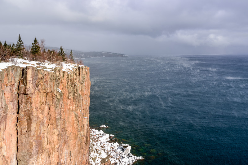 Winter at Palisade Head 01