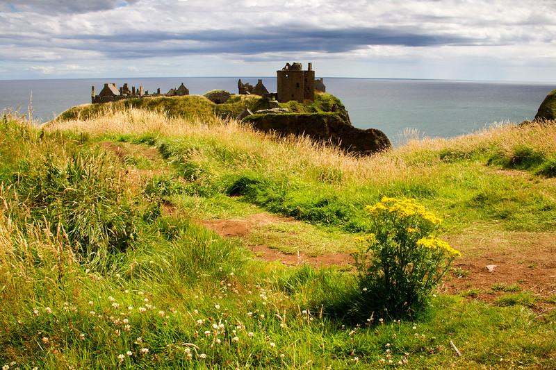 Dunnottar Castle. John Chapman.