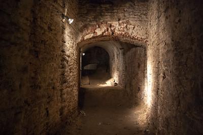 Cincinnati Underground brewery tunnels