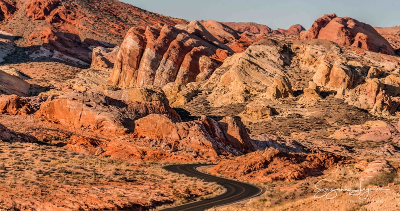 Valley of Fire, Moapa Valley, Nevada
