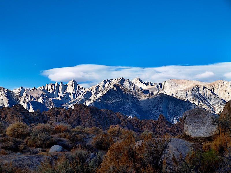 South Eastern Sierras