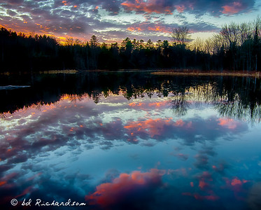Roundabout Pond, Maine