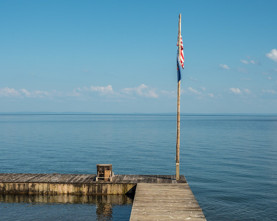 Calm Day On Lake Superior