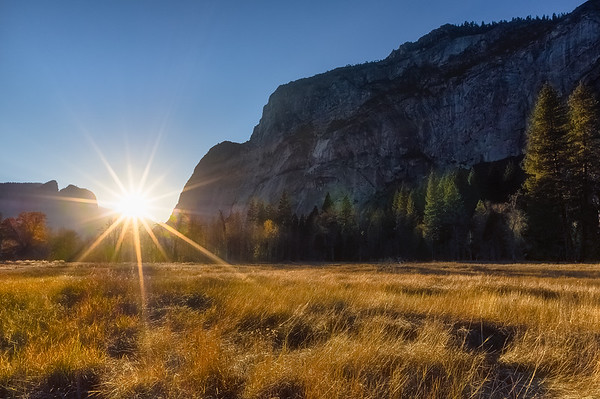 Sentinel Meadow and Sunstar