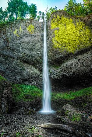 Horsetail Falls
