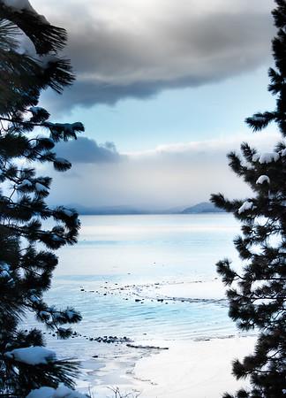 Icy Blue Tahoe