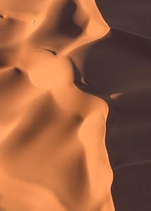Sillky Namib dune