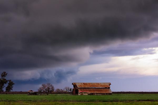 Santa Nella Storm