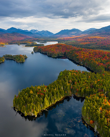 Autumnal Glory of New York #1
