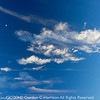 Photo 3211: Moon and Cloud Abstract