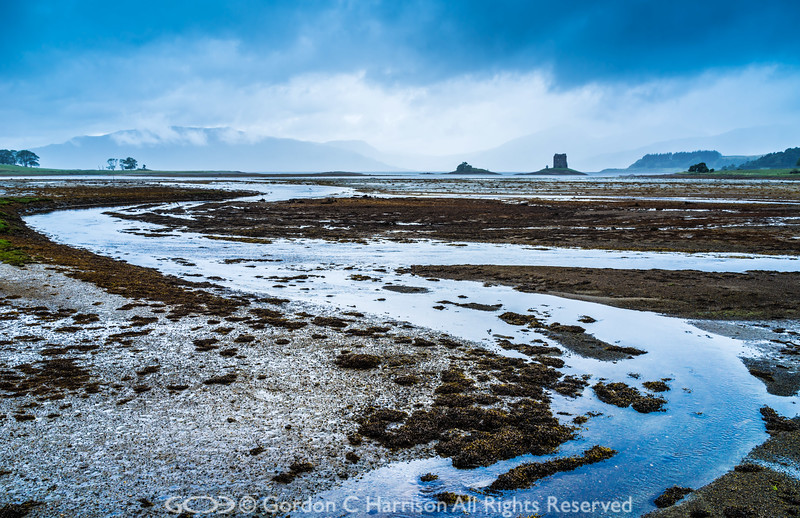 Photo 3333: Loch Laich and Castle Stalker