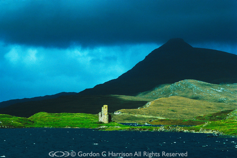 Photo 14 Loch Assynt and Ardvreck Castle, Sutherland, Scotland