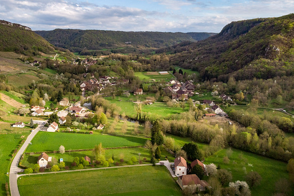 Nevy-sur-Seille
