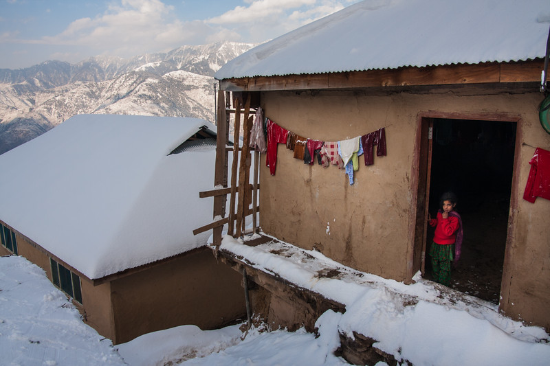 Near Shogran, Kaghan valley