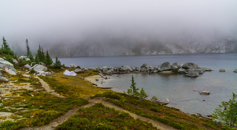 Robin Lake, Alpine Lakes Wilderness, WA