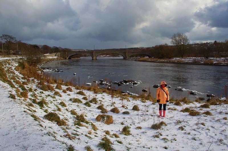 Riverside Aberdeen. John Chapman.