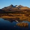 Sligachan. Isle of Skye. John Chapman.