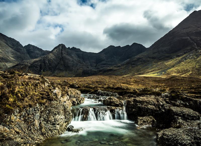 Fairy Pools, Glenbrittle, Isle of Skye, Scotland