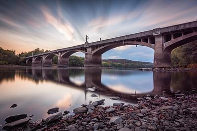 The Nurse Helen Fairchild Memorial Bridge, Watsontown, Pennsylvania