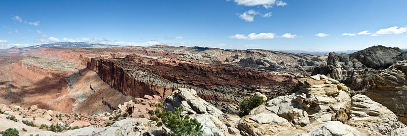 View From Navajo Knobs