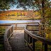 Raquette River Deck