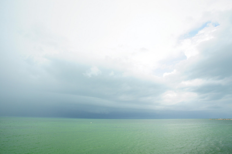 Storm on the Keys
