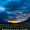 Photo 3229: Brooding sunset at Incheril