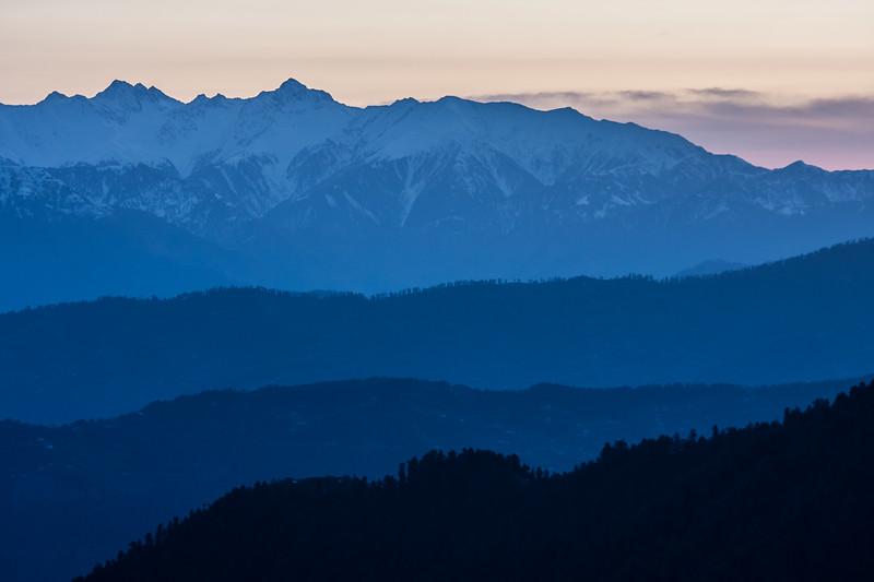 Peaks of Azad Kashmir