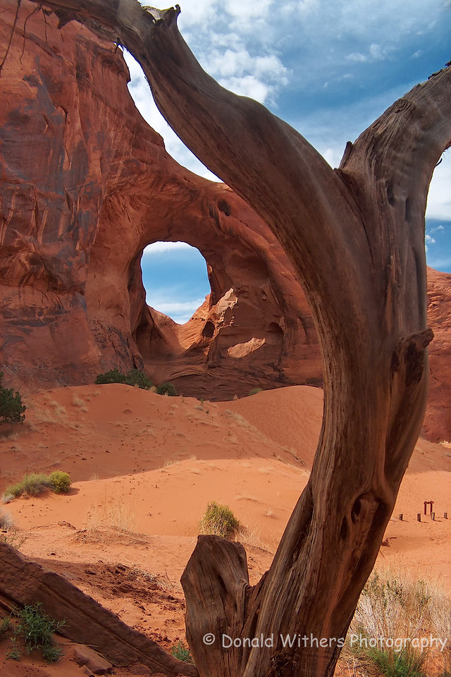 Ear of Wind | Monument Valley