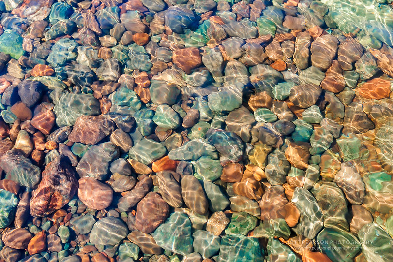 Rachel's rocks