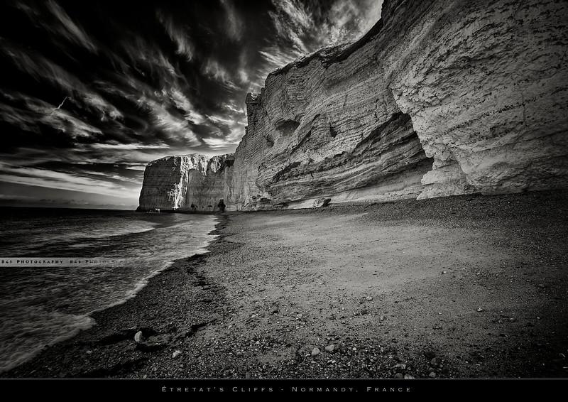 Étretat's Cliffs #2