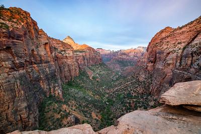 Overlook | Zion National Park