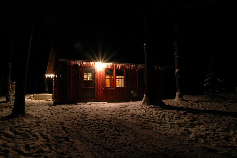 The Family Cabin, Baldwin, MI