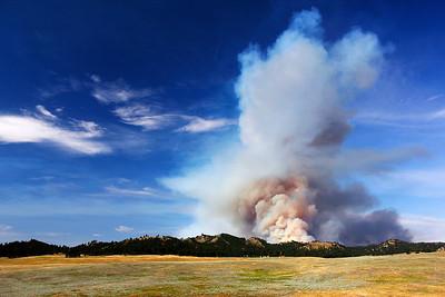 Black Hills Myrtle Fire