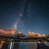 Hanalei Bay Milky Way