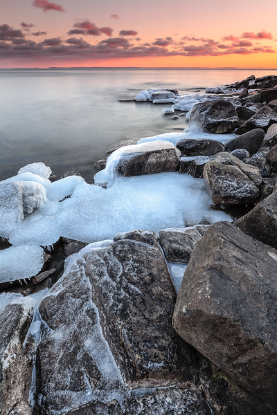 Subtle shades of winter at Stoney Point 02