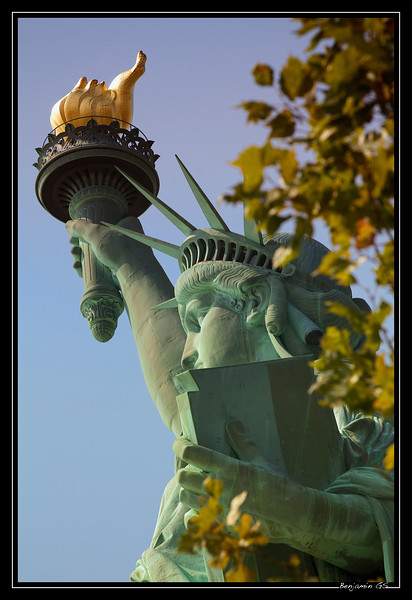 Liberty Enlightening the World #2