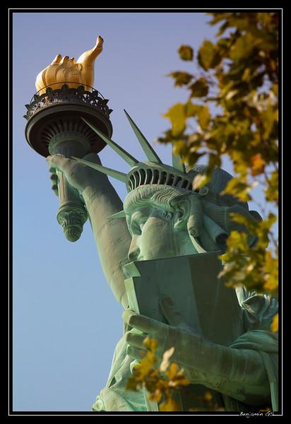 Liberty Enlightening the World #2