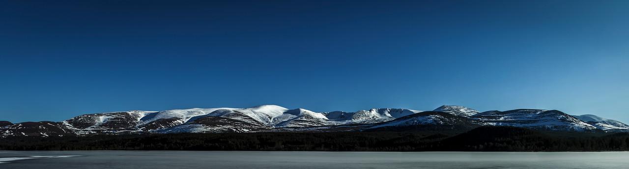 Cairnrgorm Mountains
