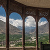 View from Baltit Fort, Karimabad, Hunza