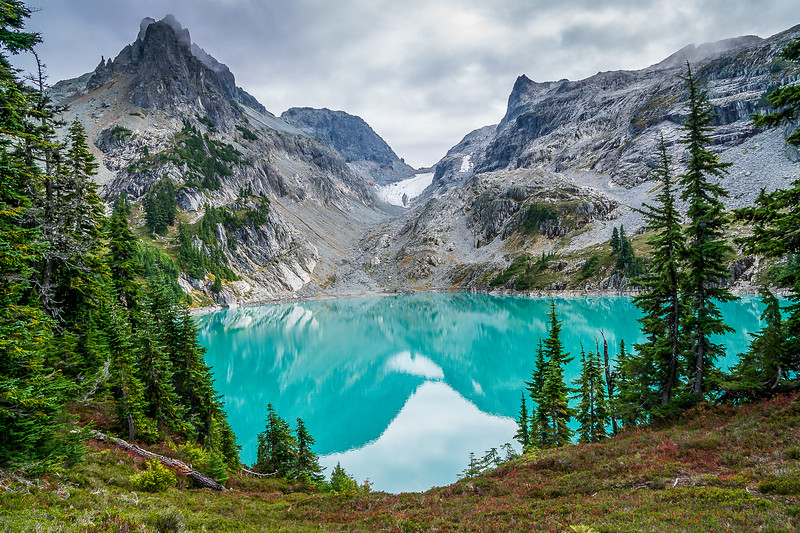 Jade Lake, Alpine Lakes Wilderness, WA